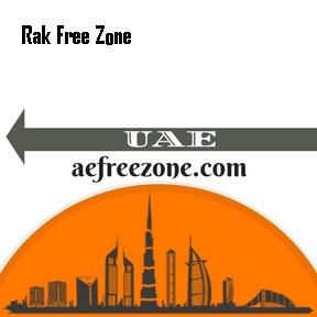 RAK Free Zone